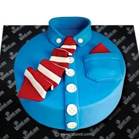Coolest Shirt Cake 2.2lb (1Kg)