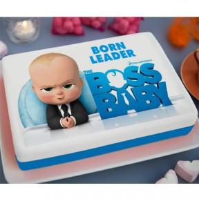 BOSS BABY Printed Cake...