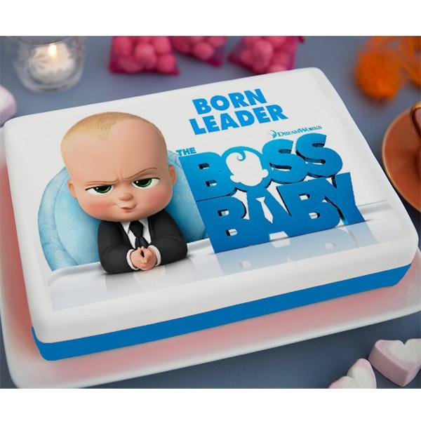 Cake Decorations Boss Baby Cake Decorations