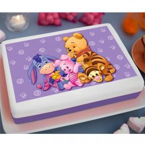 Winnie-the-Pooh Printed...