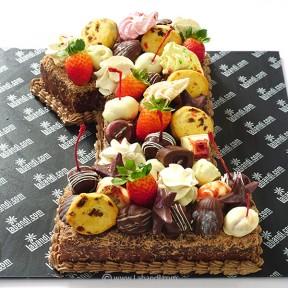 Premium No.1 Cake