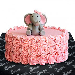 Made for a Girl Cake - 4.4kg