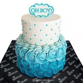 OH BOY Cake - 7.7lb