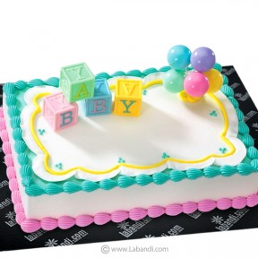 Joy of New Arrival Cake -...