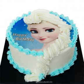 Elsa The Snow Queen 3D - 1kg