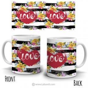 Print Around The Mug - 01