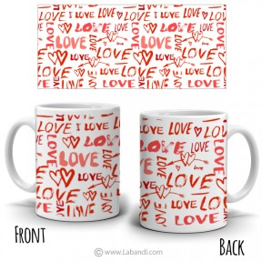 Print Around The Mug - 05