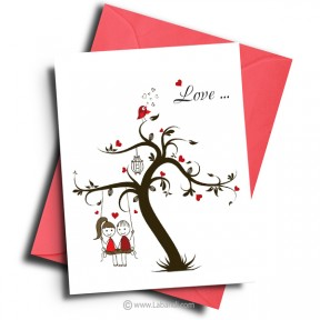 Love And Romance Card -03