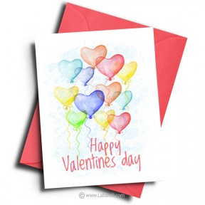 Love And Romance Card -05