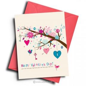 Love And Romance Card -08