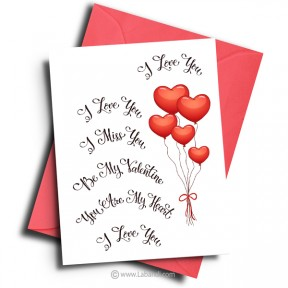 Love And Romance Card -14