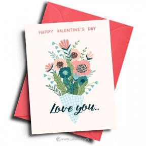 Love And Romance Card -17