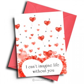 Love And Romance Card -20