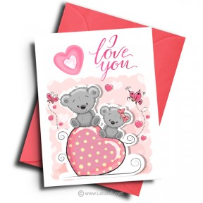Love And Romance Card -23
