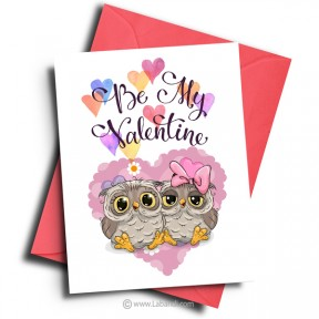 Love And Romance Card -27