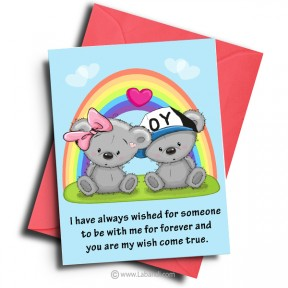 Love And Romance Card -28