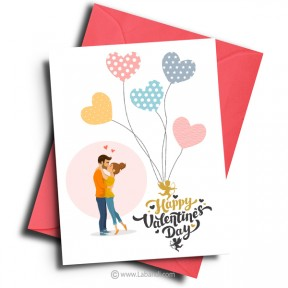 Love And Romance Card -39