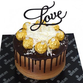 Ferrero Love Cake - 1kg