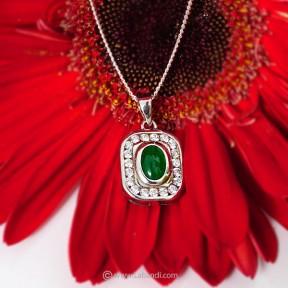 Green Agate/Zirconia...