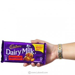 Cadbury Dairy Milk Fruit &...
