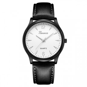 Faux Leather Mens Watch...