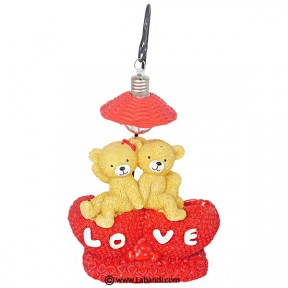 My Life Next to You Ornament