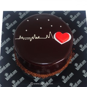 Love Beat Cake - 1.8lb