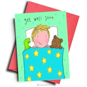 Get Well Soon Card -26