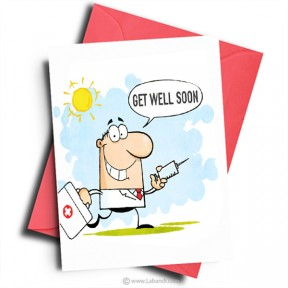 Get Well Soon Card -27