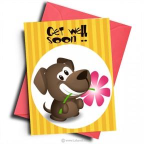 Get Well Soon Card -30