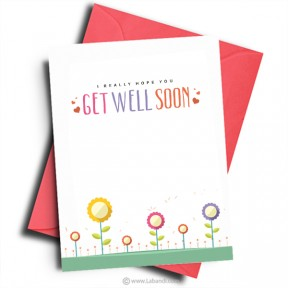 Get Well Soon Card -31