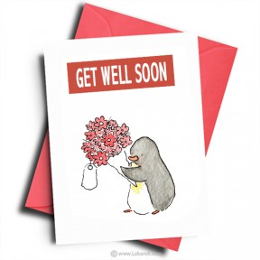 Get Well Soon Card -32