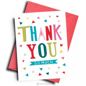 Thank you cards -10