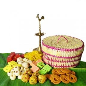 Indian Sweets Hamper