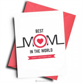 Card For MOM -23