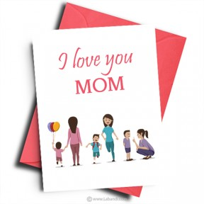 Card For MOM - 32