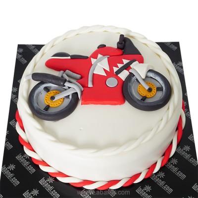 Bike Cake 2.2lb (1Kg)