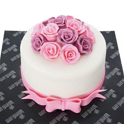 Pink Celebration Cake - 2.2lb