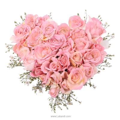 Heartfelt Pink Roses