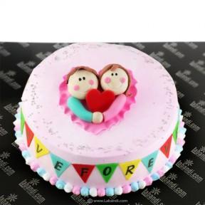 Forever Love Cake - 2.2lb