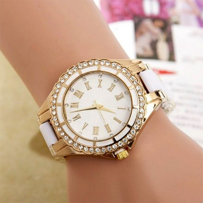 Plastic & Alloy Watchband -...