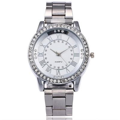 Classic Rhinestone Watch -...