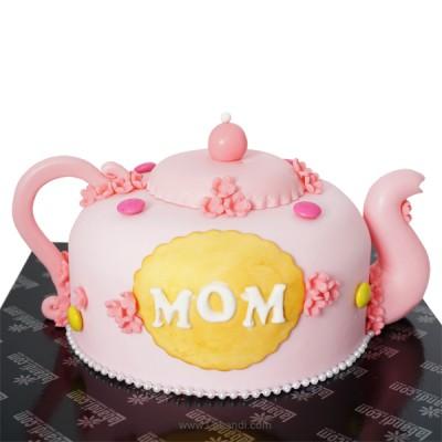 3D Kettle Cake
