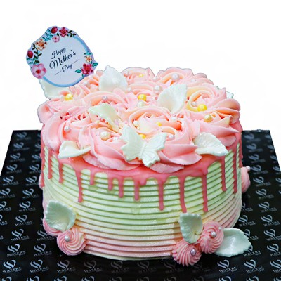 BUTTERFLY KISSES Cake  at...
