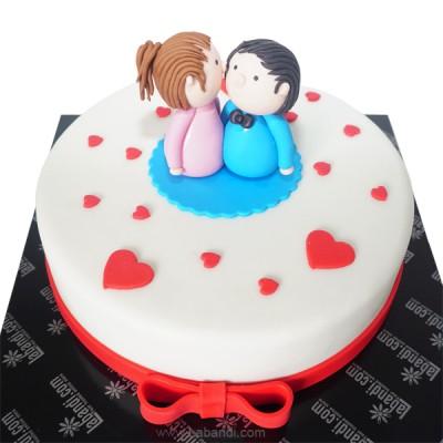 Lover's Kiss Cake - 2.2lb