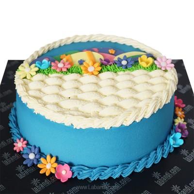 Easter Eggs Cake - 2.2lb