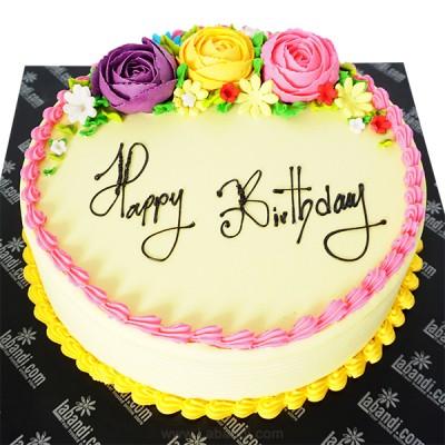 Vanilla Delight Cake