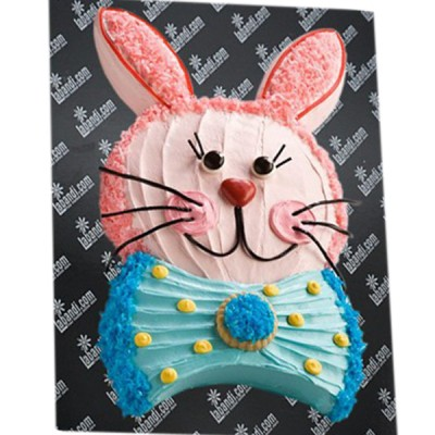 Bunny Ribbon Cake - 3.3lb
