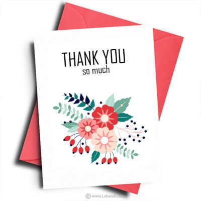 Thank you cards -13