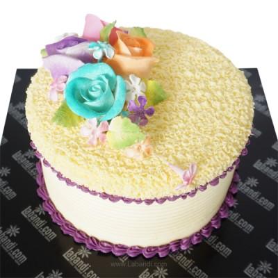 Simply Elegant Cake - 2.2lb